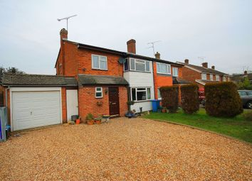 Thumbnail 3 bed semi-detached house to rent in Myrtle Drive, Blackwater, Camberley