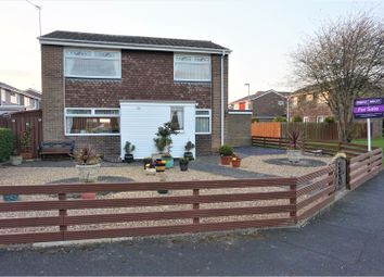 Thumbnail 3 bed detached house for sale in Birchwood Road, Marton, Middlesbrough