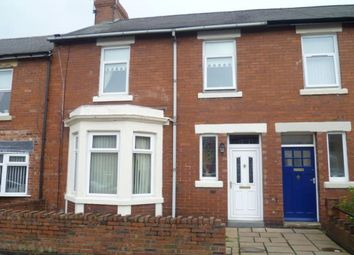 Thumbnail 3 bed terraced house to rent in Ede Avenue, Dunston, Gateshead