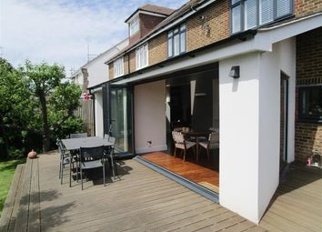 Thumbnail 3 bed property to rent in Hallyburton Road, Hove