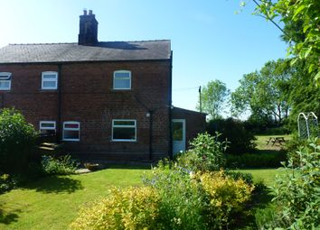 Thumbnail 2 bed semi-detached house to rent in Thoresway Grange Cottages, Thoresway, Market Rasen