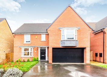 Thumbnail 4 bed detached house for sale in Park Road, Oulton, Leeds