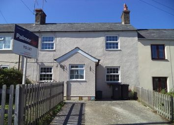 Thumbnail 3 bed terraced house to rent in Bauntons Orchard, Milborne Port, Sherborne
