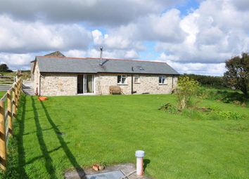 Thumbnail 1 bed barn conversion to rent in North Carnmarth, Redruth