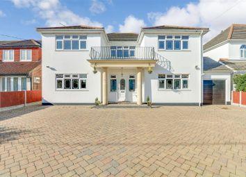 Benfleet Road, Benfleet SS7. 5 bed detached house for sale