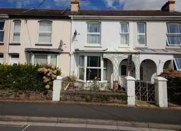 Thumbnail 3 bed terraced house for sale in Sunningdale Terrace, Bideford