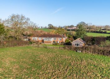 Thumbnail 4 bed detached bungalow for sale in Spouts Lane, West Wellow, Romsey