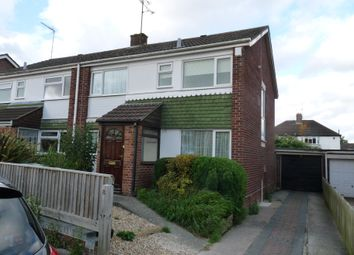 Thumbnail 3 bed semi-detached house to rent in Burroughes Avenue, Yeovil