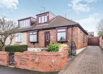 Thumbnail 4 bed semi-detached bungalow for sale in Grosvenor Road, Bircotes, Doncaster