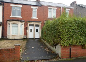 Thumbnail 2 bed flat to rent in Spoor Street, Dunston, Gateshead