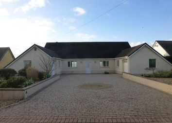 Thumbnail 4 bed bungalow to rent in Llansadurnen, Laugharne, Carmarthen