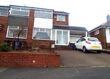 Thumbnail 3 bed semi-detached house for sale in Outwood Avenue, Clifton, Swinton, Manchester