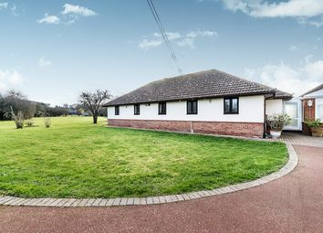 Thumbnail 6 bed bungalow for sale in Pean Hill, Whitstable