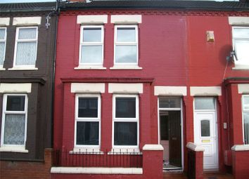 Thumbnail 3 bed terraced house for sale in Litherland Road, Bootle, Merseyside