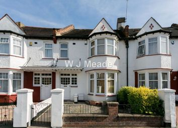 Thumbnail 4 bed terraced house for sale in Ewart Grove, London