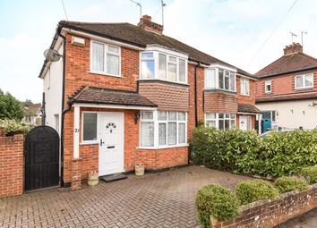 Thumbnail 3 bedroom semi-detached house for sale in Fairfield Drive, Dorking