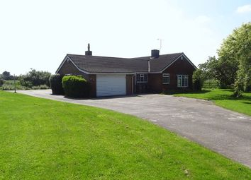 Thumbnail 3 bed detached bungalow to rent in Scropton Road, Scropton, Derby