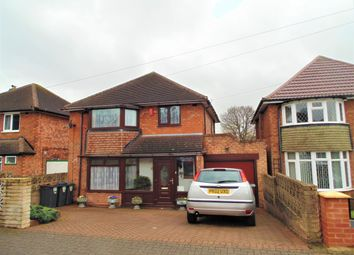 Thumbnail 3 bed detached house for sale in Craythorne Avenue, Handsworth Wood