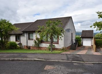 Thumbnail 2 bed semi-detached bungalow for sale in Elm Street, Errol, Perth