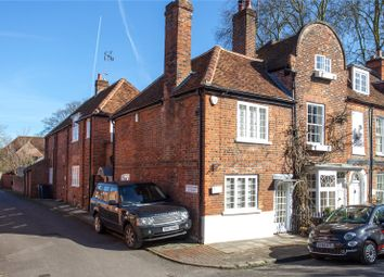 Thumbnail 4 bedroom end terrace house for sale in St Peter Street, Marlow, Buckinghamshire