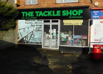 Thumbnail Retail premises to let in Seal Road, Sevenoaks