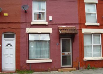 Thumbnail 2 bed terraced house to rent in Whitman Street, Liverpool