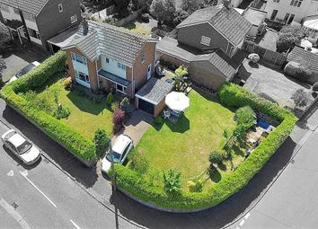 Thumbnail 3 bed detached house for sale in Caroline Close, Exmouth