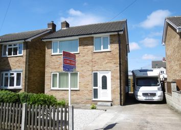 Thumbnail 3 bed detached house to rent in Windmill Close, Bolsover, Chesterfield
