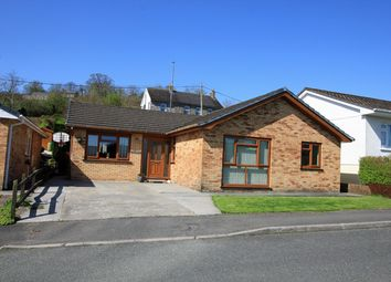 Thumbnail 3 bed detached bungalow for sale in Bron Y Glyn, Bronwydd Arms, Carmarthen, Carmarthenshire