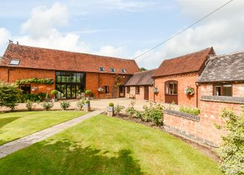 Thumbnail 4 bed barn conversion for sale in Marton Road, Long Itchington, Southam, Warwickshire