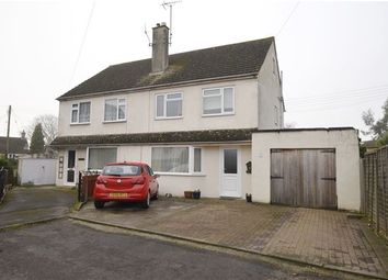 Thumbnail 4 bed semi-detached house for sale in St Michaels Place, Stroud, Gloucestershire