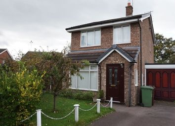 Thumbnail 3 bed detached house for sale in Elton Way, Gnosall, Stafford