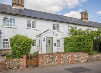 Thumbnail 2 bedroom cottage for sale in Bartlow Road, Linton, Cambridge