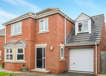 Thumbnail 5 bed detached house for sale in The Close, Warkworth, Morpeth