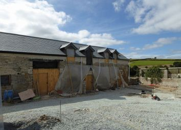 Thumbnail 3 bedroom barn conversion for sale in Chillaton, Lifton
