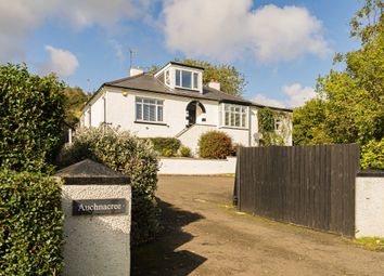 Thumbnail 4 bed detached house for sale in Auchnacree, Seafield Moor Road, Damhead