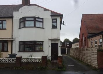 Thumbnail 3 bed end terrace house for sale in Edward Street, Nuneaton, Warwickshire