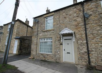 Thumbnail 2 bed end terrace house to rent in West End, Wolsingham, Bishop Auckland