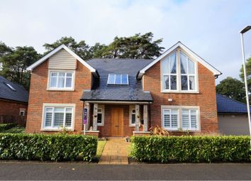 Thumbnail 5 bed detached house for sale in Dormy Crescent, Ferndown