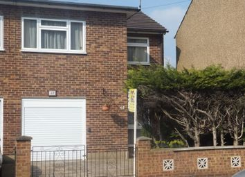 Thumbnail 3 bed semi-detached house to rent in Westland Road, Watford