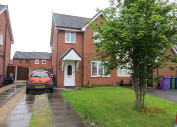 3 bed semi-detached house to rent in Capricorn Crescent, Liverpool L14