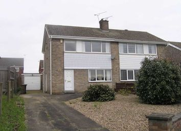 Thumbnail 3 bed semi-detached house to rent in Rosewood Way, Bottesford, Scunthorpe