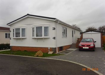 Thumbnail Mobile/park home for sale in Kings Acre, Gloucester, Glos