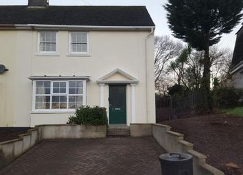 Thumbnail 2 bed semi-detached house for sale in Falmouth, Cornwall