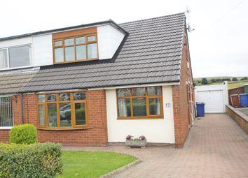 Thumbnail 3 bed semi-detached bungalow for sale in Chatterton Drive, Baxenden, Accrington