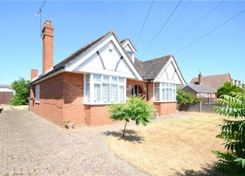 Thumbnail 3 bed detached bungalow for sale in Hilltop Road, Earley, Reading
