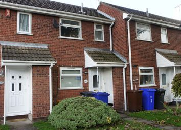 Thumbnail 2 bed terraced house to rent in Eton Close, Burton-On-Trent