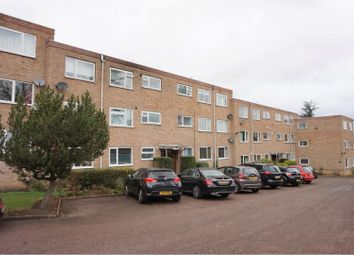 Thumbnail 1 bed flat for sale in Albert Road Stoneygate, Leicester