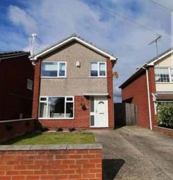 Thumbnail 3 bed detached house to rent in Derwent Drive, Sheffield, South Yorkshire