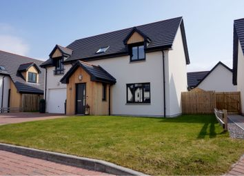 Thumbnail 4 bed detached house for sale in Carron Street, Nairn